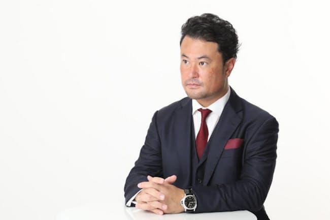 メンタルヘルス対策を手掛けるメンタルグロウの代表取締役を務める相場聖氏