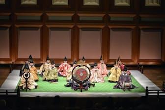 追加公演もあった伶楽舎の演奏会(6月、東京都の成城ホール)