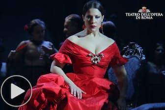 ローマ歌劇場来日 椿姫とマノン・レスコーの愛を知る