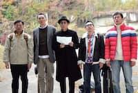 『バイプレイヤーズ~もしも名脇役がテレ東朝ドラで無人島生活したら~』 中高年名脇役たちが主演したテレビ東京系連ドラのシーズン2。(C)「バイプレイヤーズ2018」製作委員会
