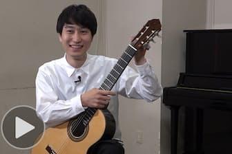 ギタリスト徳永真一郎 デビューCDは「古今仏西」