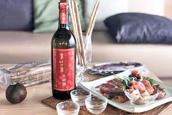 新潟の低精白米酒と秋田の生ハムをお取り寄せ