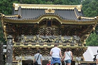 週末旅行で日光東照宮を訪れてみた