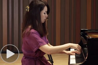 得意のグリーグ「ピアノ協奏曲」 田部京子が初録音