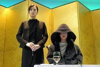 東京・有楽町のTOHOシネマズ 日比谷ほかで公開(C)2018 映画「響 -HIBIKI-」製作委員会(C)柳本光晴/小学館