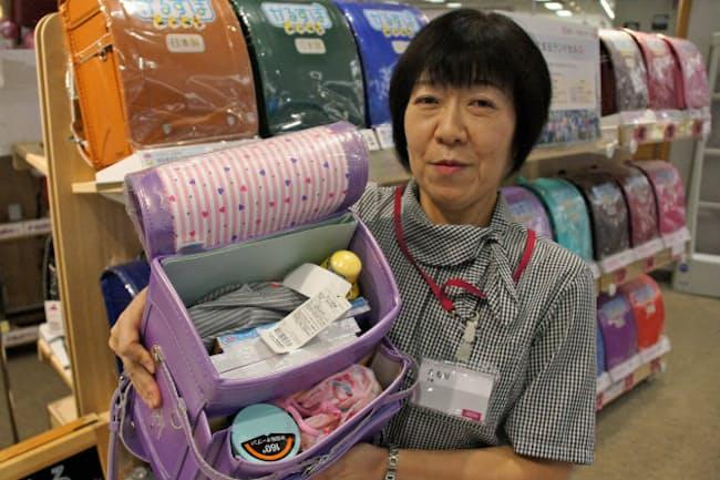 江森薫さんは、「接客は顧客の声に多くを学ぶことから始まる」と強調する
