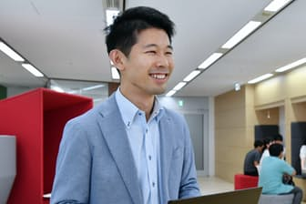 LITALICO執行役員の深沢厚太氏