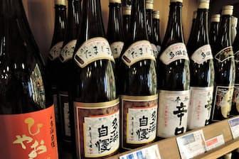 80種以上を売る石川酒造の主力銘柄は「多満自慢」