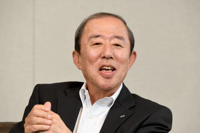 オリックスの井上亮社長兼CEO