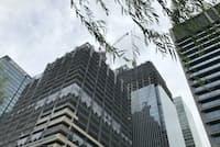 三井物産の本社跡地(東京・千代田)にはフォーシーズンズホテルの出店が決まった。2020年春の開業を目指す