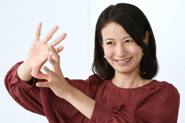 1974年生まれ。日本テレビのアナウンサーを経て2014年からフリーに。NHK番組「あさイチ」などに出演中。近著は「言葉の温度 話し方のプロが大切にしているたった1つのこと」。