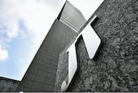 日本たばこ産業の本社ビル