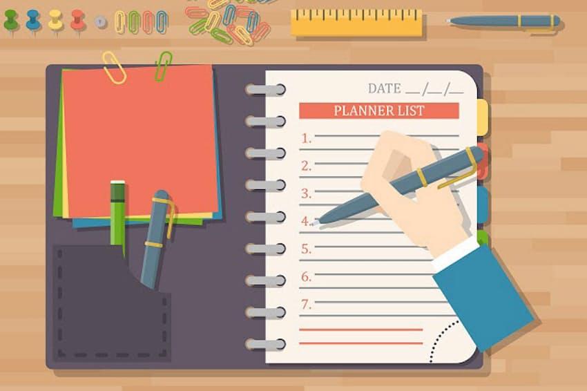 営業ならではのノート活用法とは(写真はイメージ=PIXTA)