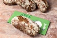 ファッツェル社が昨年11月に発売した「コオロギパン」