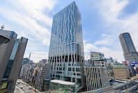 2018年9月13日にオープンした「渋谷ストリーム」(東京都渋谷区渋谷3-21-3)。延床面積は約11万6000平方メートル。地上35階、地下4階建て
