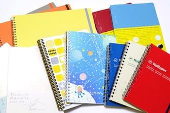 数ある中から、自分にぴったりのノートを選ぶのは難しい