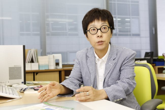 がんになっても働きやすい社会の実現のため、一般社団法人CSRプロジェクト代表理事、キャンサー・ソリューションズ社長として活動する桜井なおみさん