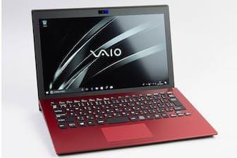 「VAIO S11 RED EDITION」が登場した。18万1800円(税別)から