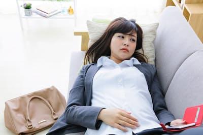 あれ、私、昨年の今ごろも同じ症状だったような…(nikkei WOMAN Onlineより)=PIXTA
