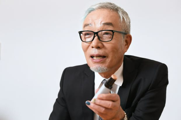 アクロ会長 石橋寧氏