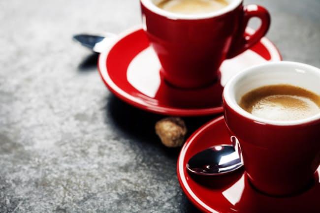 コーヒーは1日8杯でも健康に良さそう。ただしカフェインのとり過ぎには注意を。(c)Natalia Klenova-123RF