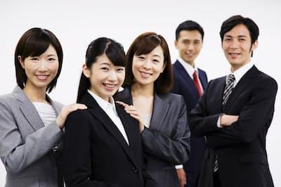 働くことのモチベーションって何だろう?(nikkei WOMAN Onlineより)=PIXTA
