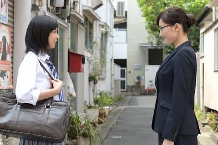 親子で成長する姿にお茶の間が共感した「義母と娘のブルース」(C)TBS (C)桜沢鈴/ぶんか社