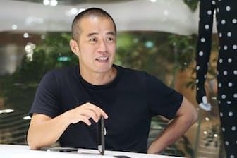 ZOZOコミュニケーションデザイン室長の田端信太郎氏
