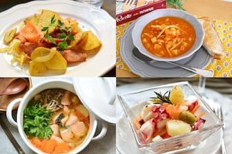 スーパーに必ずある定番野菜で上手に節約!(nikkei WOMAN Onlineより)=写真/宇梶由里子