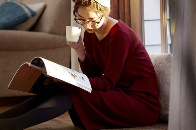 心が欲しがる本を読んで元気に(写真はイメージ=PIXTA)