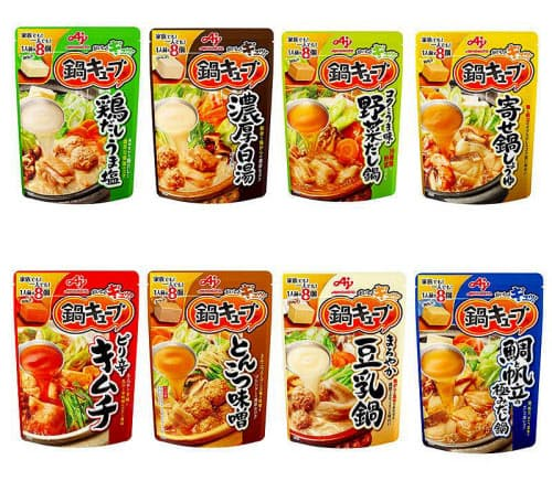 万能調味料としても定着 人気高まる「個包装鍋つゆ」 MONO ...