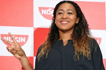 女子テニスの大坂なおみ選手の活躍により、二重国籍への関心が高まる(9月、横浜市)