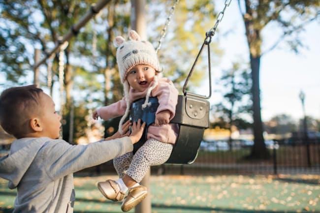 レベッカさんは子育てのためにワシントンDCに引っ越した