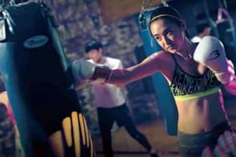 ボクシングの動きを取り入れた暗闇フィットネス「VOLTBOX」