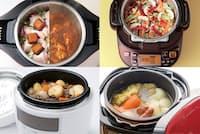 材料や調味料を入れるだけで、自動で本格的な料理が作れる「ほったらかし電気調理鍋」を紹介する