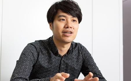 Ginco 最高経営責任者(CEO) 森川夢佑斗氏