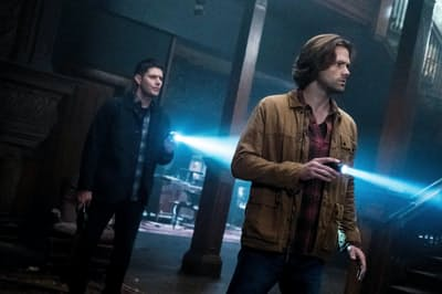 『SUPERNATURAL XIII<サーティーン・シーズン>』 (C)2018 Warner Bros. Entertainment Inc. All rights reserved.