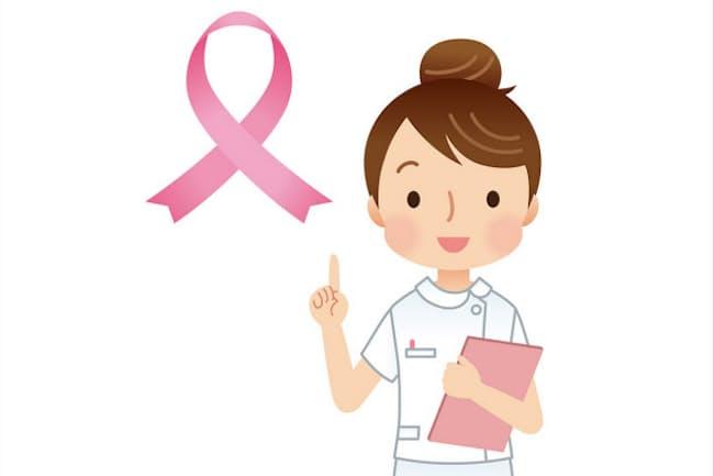 がん、とりわけ乳がんの罹患率が上がっていることを意識しましょう(nikkei WOMAN Onlineより)=PIXTA