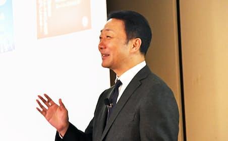 東京工業大学大学院特任教授/レジェンダ・コーポレーション取締役 北澤孝太郎氏