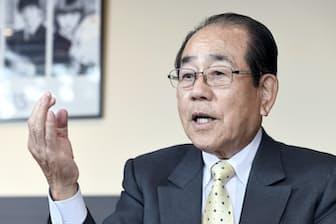 すかいらーくの実質的創業者、横川竟氏