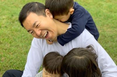 時短家事で創出した時間を使って、家族とゆったりと触れ合う