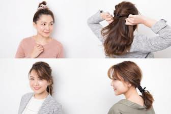 そう、この顔周りの華やかなニュアンスをつくりたい!(nikkei WOMAN Onlineより)=撮影/鈴木希代江