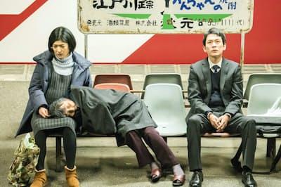 """日本版の早川千絵監督「PLAN75」(C)2018 """"Ten Years Japan"""" Film Partners"""