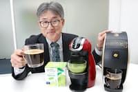 ネスレ日本の高岡浩三社長