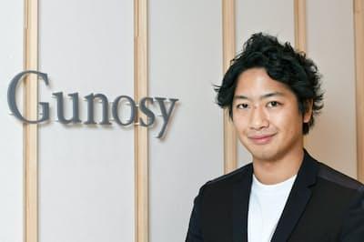 Gunosyの竹谷祐哉CEO