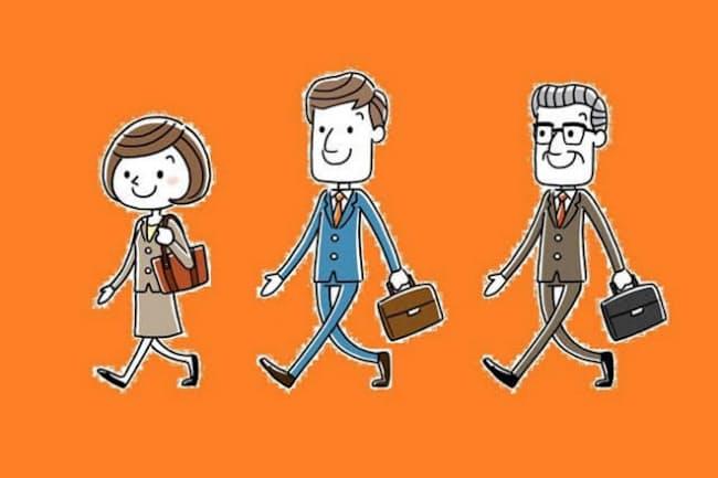 シニア社員は、経験から得た知識やスキル、知恵を若手に伝えることが大切だろう。画像はイメージ