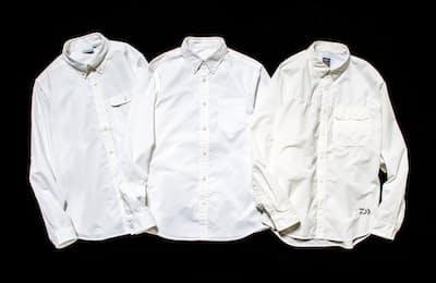オンオフ両方に使えるスポーツ・アウトドアブランドのシャツをピックアップした