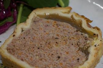 グルメ大国ルクセンブルクの名物料理、「パテ・オ・リースリング」 「肉まん」と言われるわけは?