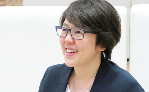 理想科学工業 コーポレート本部 情報システム部の庄司朋子氏