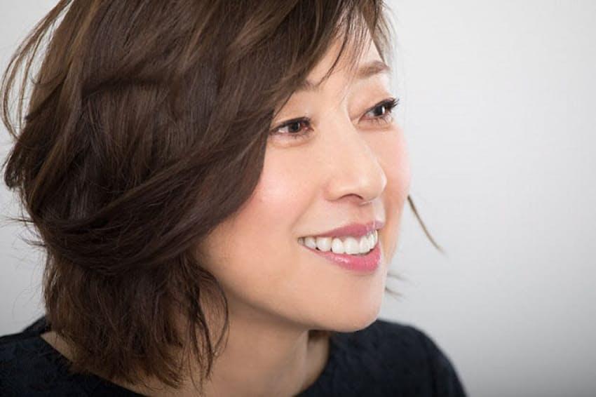 「大きな壁を前に、心と体が弱ってしまったことがあります」と語る小西美穂さん